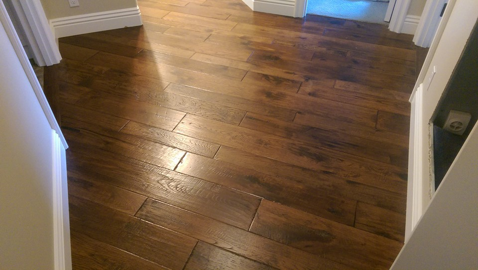 American Hickory Sienna Tuscan Collection